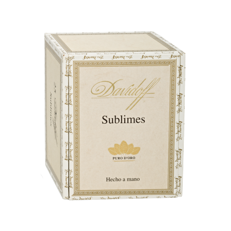Davidoff Puro d'Oro Sublimes, Box of 25