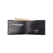 S.T. Dupont Billfold / Wallet Carbon Fiber, 6 CC Holder / Medium