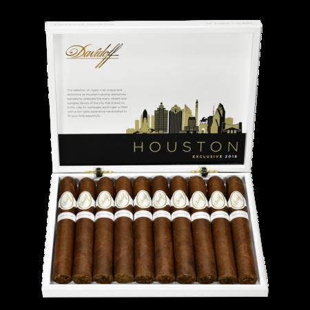 Davidoff Exclusive Houston 2018, Box of 10