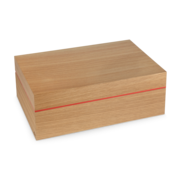 Zino Humidor Z80, Natural Oak / Red
