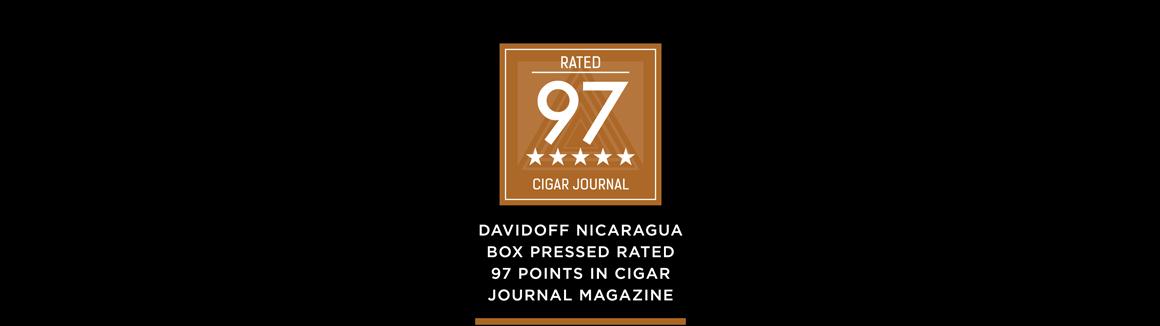 Davidoff Nicaragua Box Pressed | Davidoff of Geneva since 1911