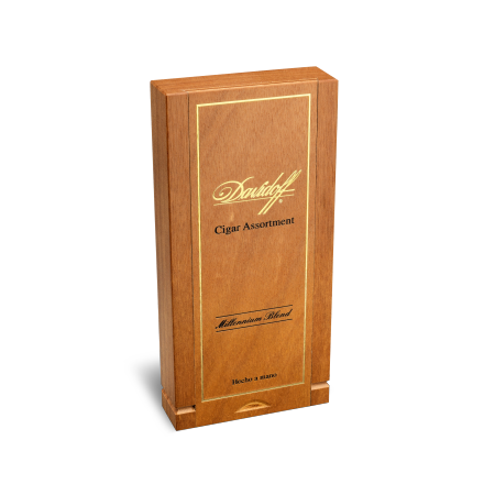 Davidoff Millennium Blend Assortment, Pack of 4