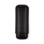 Zino Cigar Case Black and Mint, 2 Cigars / XL