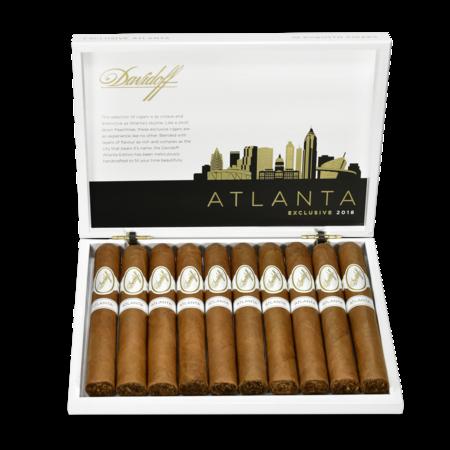 Davidoff Exclusive Atlanta 2018, Box of 10