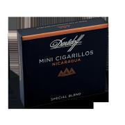 Davidoff Mini Cigarillos Nicaragua, Pack of 20
