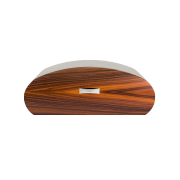 Davidoff Dome Humidor, Rosewood / Palladium Fittings