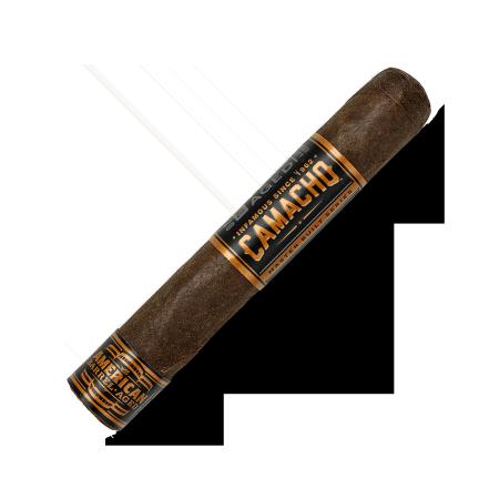 Camacho American Barrel Aged Robusto, Single Cigar