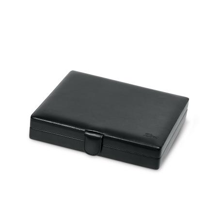 Zino Travel Humidor, Leather / Black