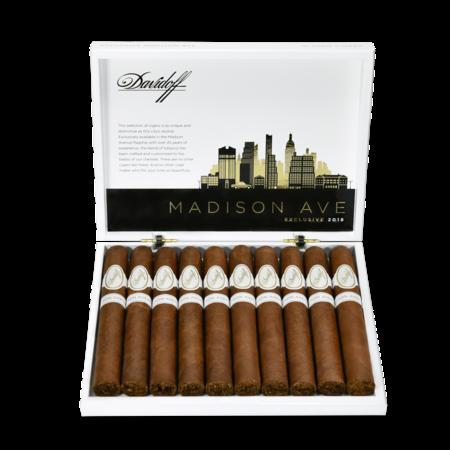 Davidoff Exclusive Madison Avenue 2018, Box of 10