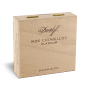 Davidoff Mini Cigarillos Platinum, Box of 50