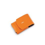 S.T. Dupont MiniJet Lighter Etui, Orange