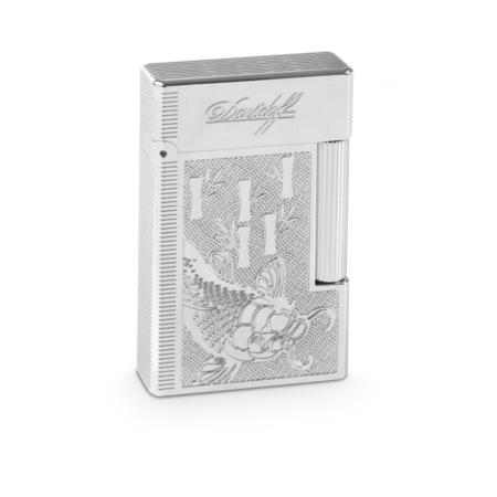 Davidoff Double Flame Lighter 'Prestige', L'Asie