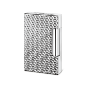 S.T. Dupont Ligne 2 Fire Head Lighter, Palladium