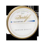 Davidoff Pipe Tobacco, Blue Mixture, Tin of 50g