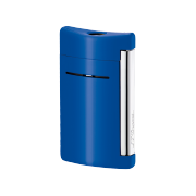 S.T. Dupont MiniJet Lighter, Cyan Blue