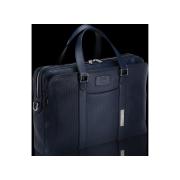 S.T. Dupont Tony Stark Line D Briefcase, Blue Leather