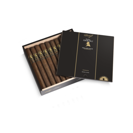 Davidoff Winston Churchill Late Hour Churchill, Box of 20
