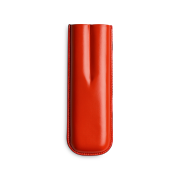 Zino Cigar Case Red, 2  Cigars / DC - Code DC2RED