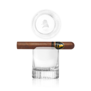 Davidoff Winston Churchill Late Hour Churchill Set, Box of 20 + 2 Glass Set