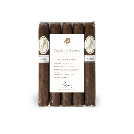 Davidoff Limited Edition Gusto Toro, Bundle of 10 Cigars