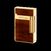 S.T. Dupont Ligne 2 'Atelier Collection' Lighter, Dark Brown