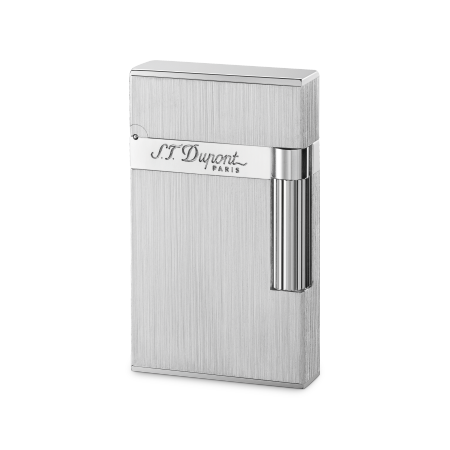 S.T. Dupont Ligne 2 'Precious Metals' Lighter, Brushed Palladium
