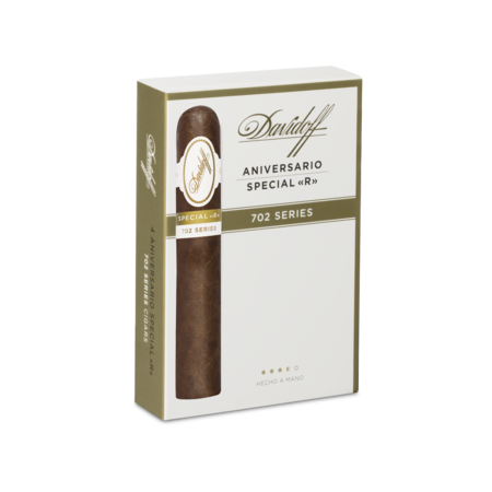 Davidoff 702 Series Special R, Pack of 4