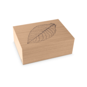 Zino humidor Z60, Leaf / Natural Oak