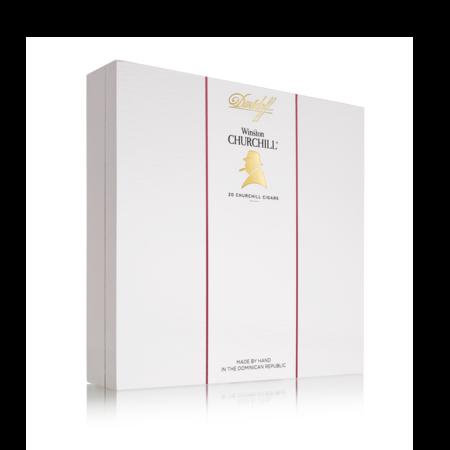 Davidoff Winston Churchill Churchill, Box of 20