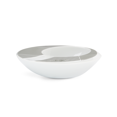 Davidoff  Ashtray Porcelain Round, Round / 1 Cigar Holder