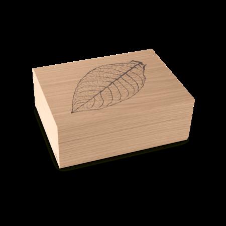 Zino humidor Z60, Leaf / Natural Oak