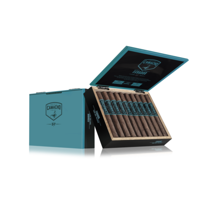 Camacho Ecuador Box-Pressed Toro, Box of 20