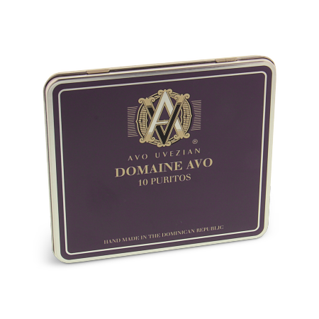 Avo Domaine Puritos, Tin of 10