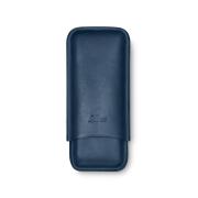 Zino Cigar Case Dark Blue, 2  Cigars / R