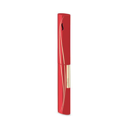 S.T. Dupont The Wand Jet Lighter, Red Waves