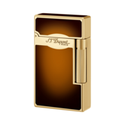 S.T. Dupont Le Grand Lighter, Brown Sunburst Lacquer