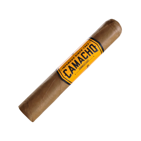 Camacho Connecticut Robusto, Single Cigar
