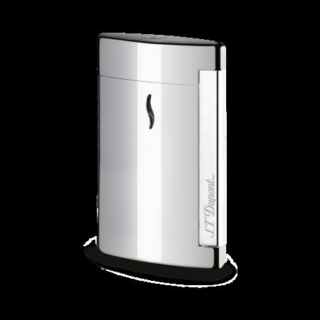 S.T. Dupont MiniJet Lighter, Shiny Chrome