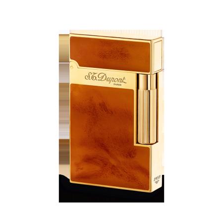 S.T. Dupont Ligne 2 'Atelier Collection' Lighter, Light Brown