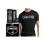 Camacho T-Shirt 'in a Can', S Men's