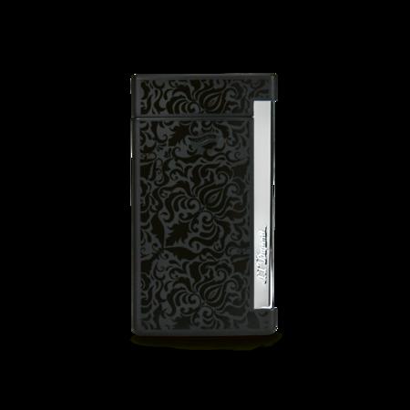 S.T. Dupont Slim 7 Lighter, Boroque Black