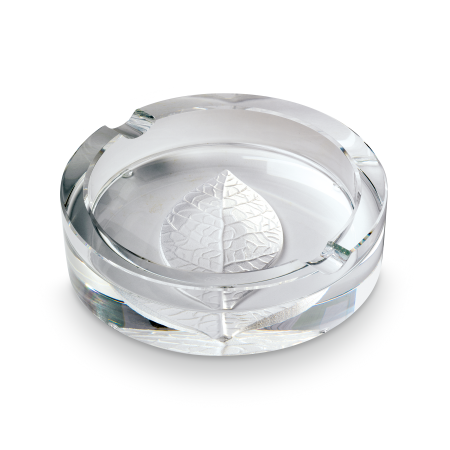 Davidoff Ashtray Glass, Transparent