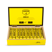 Camacho Criollo Robusto, Box of 20 Tubos