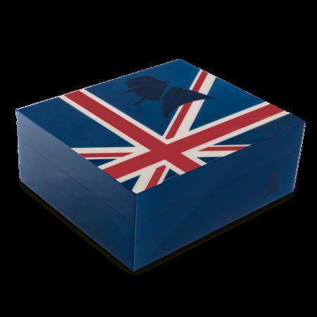 Davidoff Winston Churchill Humidor Union Jack, Primos