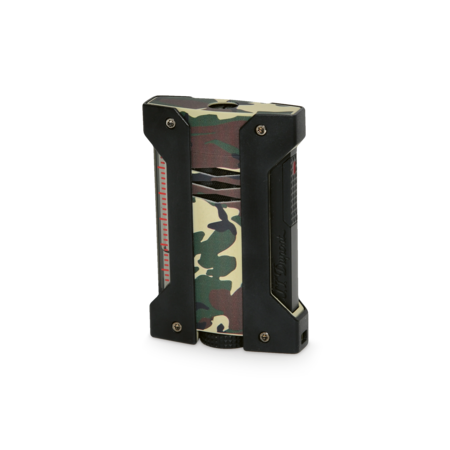 S.T. Dupont Defi Extreme Lighter, Camo Army Green