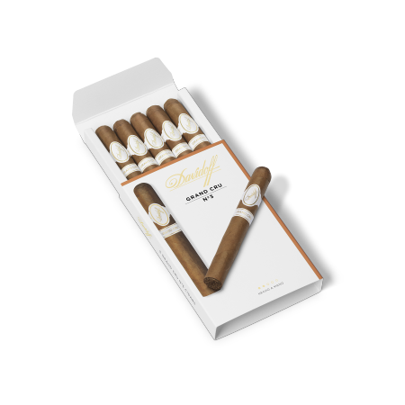 Davidoff Grand Cru No. 3, Pack of 5