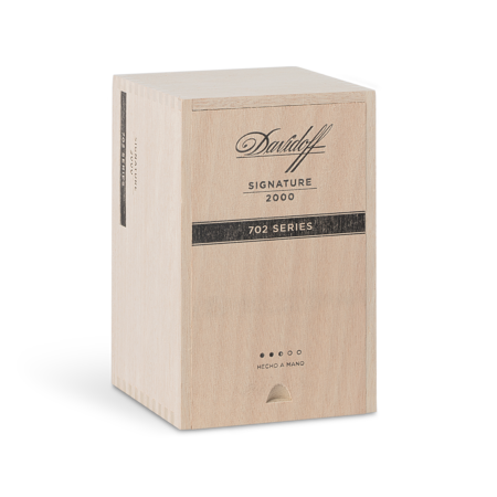 Davidoff 702 Series 2000, Box of 25