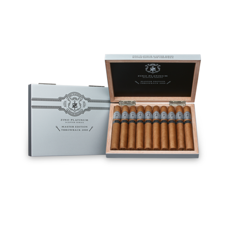 Zino Platinum Master Edition 08, Box of 10