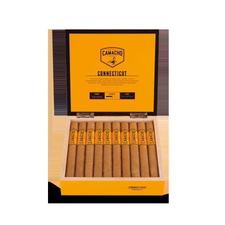 Camacho Connecticut Churchill, Box of 20