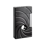S.T. Dupont James Bond 007 Ligne 2 Lighter, Black